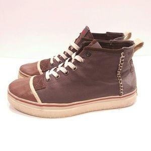 Sorel Sentry Chukka High Top Sneaker Duck Boot 9.5